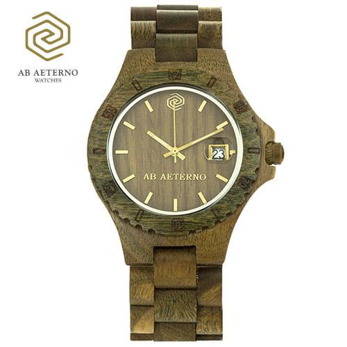 [에테르노시계 AETERNO] ENVY / 엔비 질투의화신 이성재 시계 남성시계 (이태리 나무 시계)