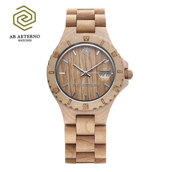 [에테르노시계 AETERNO] SANDY / 샌디 질투의화신 이성재 시계 남성시계 (이태리 나무 시계)