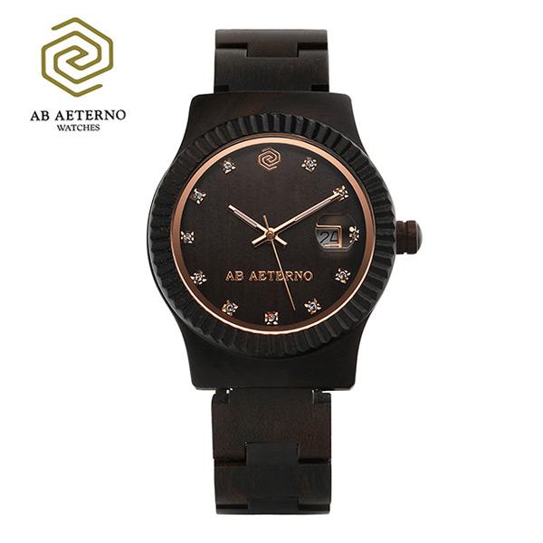 ★-) [에테르노시계 AETERNO] TEMPESTA / 템페스타 여성시계 (이태리 나무 시계)