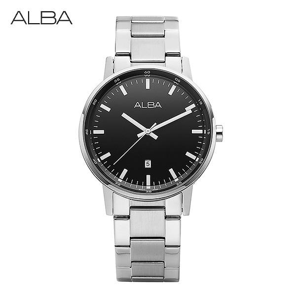 [알바시계 ALBA시계] AG8H21X1 / AG8H21X 남성용 메탈시계 40mm