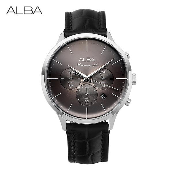 [알바시계 ALBA시계] AT3B43X1 / 시그나 크로노그래프 SignA Chronograph 43mm