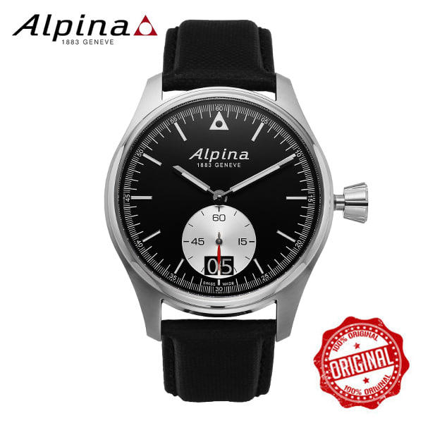 [알피나 ALPINA] AL-280NS4S6 Startimer Pilot Big Date 44mm