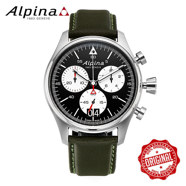 [알피나 ALPINA] AL-372BS4S6 Startimer Pilot Big Date 44mm