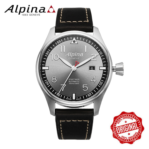 [알피나 ALPINA] AL-525GB4S6 Startimer Pilot Sunstar 44mm