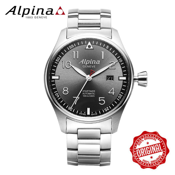 [알피나 ALPINA] AL-525GB4S6B Startimer Pilot Sunstar 44mm
