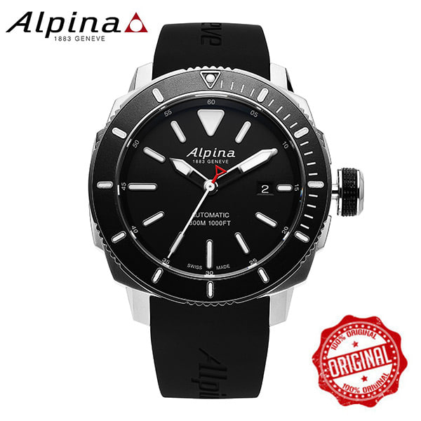 [알피나 ALPINA] AL-525LBG4V6 Seastrong Diver 45mm