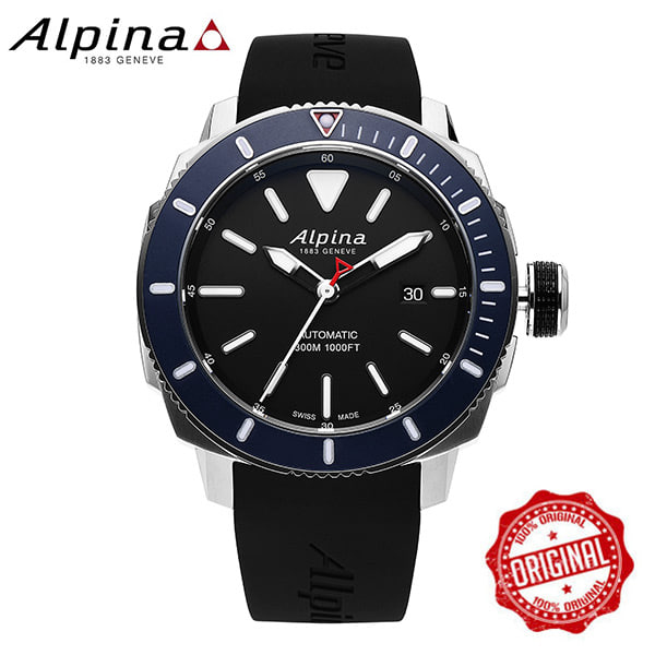[알피나 ALPINA] AL-525LBN4V6 Seastrong Diver 45mm
