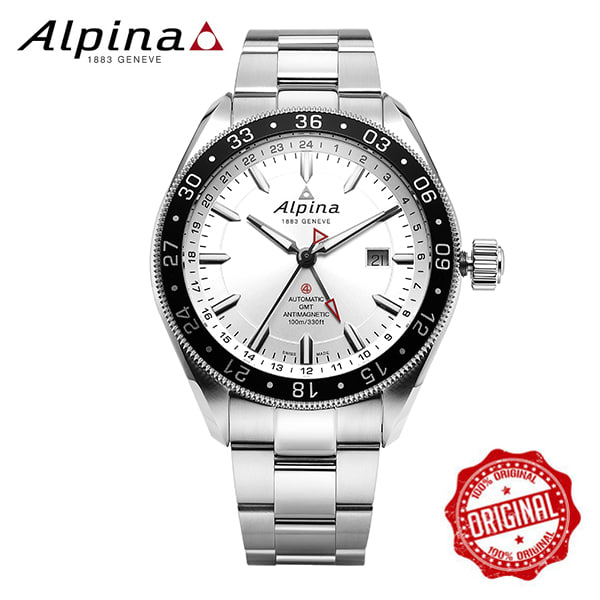 [알피나 ALPINA] AL-550S5AQ6B Alpiner 4 GMT 45mm