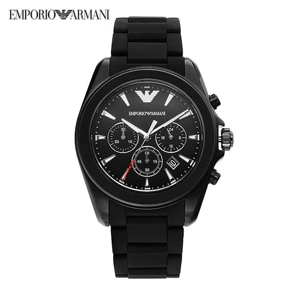 [알마니시계 ARMANI] AR6092 / Sport Chronograph 45mm
