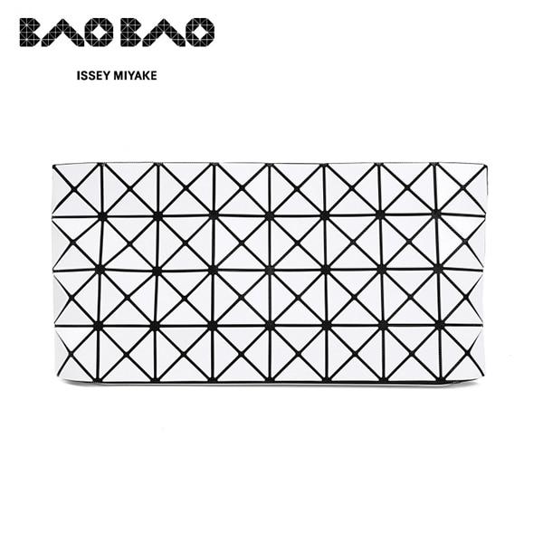 [바오바오 BAOBAO] ★당일배송★ PRISM CLUTCH White / 프리즘 체인클러치 화이트 (BB86AG041-01)