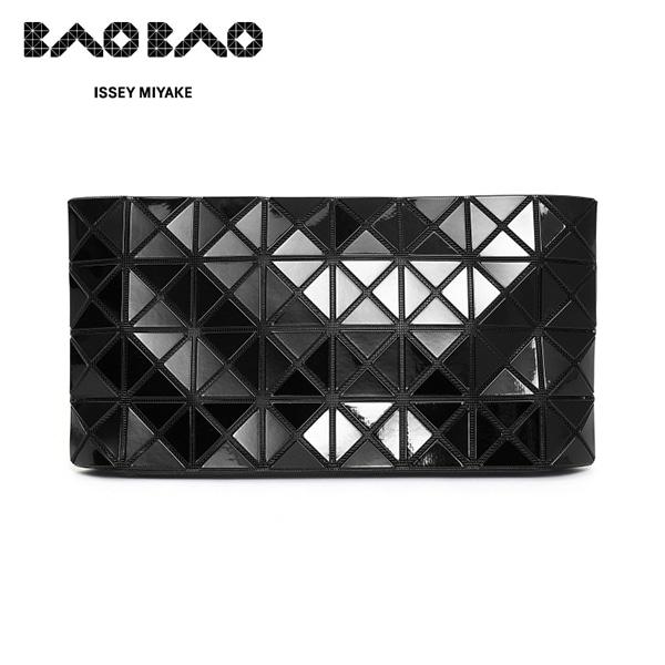 [바오바오 BAOBAO] ★당일배송★ PRISM CLUTCH Black / 프리즘 체인클러치 블랙 (BB86AG041-15)