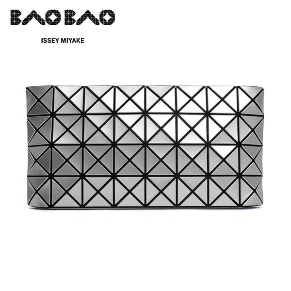 [바오바오 BAOBAO] ★당일배송★ PRISM CLUTCH Silver / 프리즘 체인클러치 실버 (BB86AG041-91)