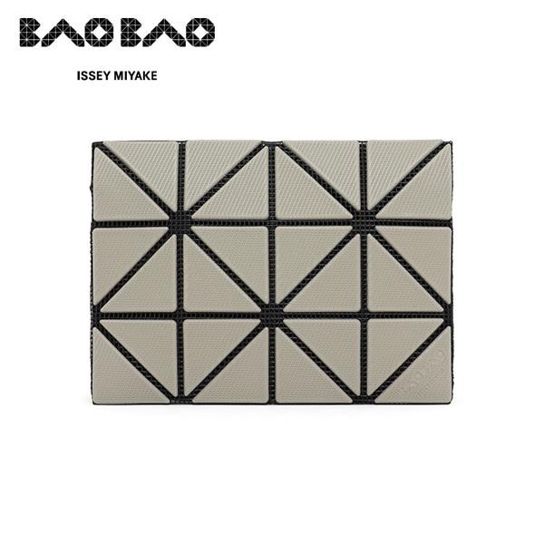 [바오바오 BAOBAO] ★당일배송★ CARD CASE Greige / 카드 케이스 그레이 (BB86AG711-13)