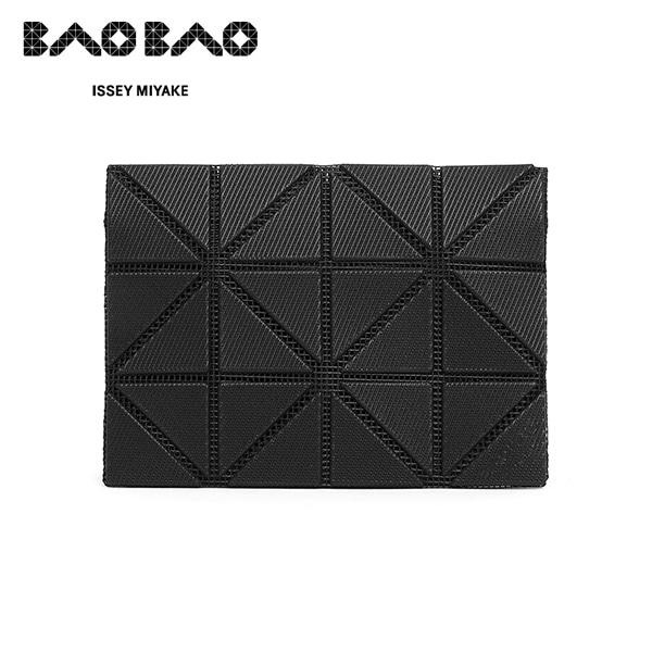 [바오바오 BAOBAO] ★당일배송★ CARD CASE Black / 카드 케이스 블랙 (BB86AG711-15)