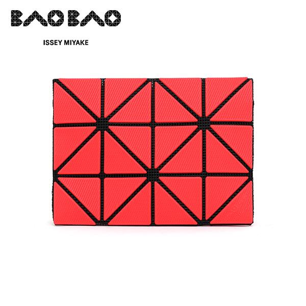 [바오바오 BAOBAO] ★당일배송★ CARD CASE Deep Pink / 카드 케이스 딥 핑크 (BB86AG711-23)