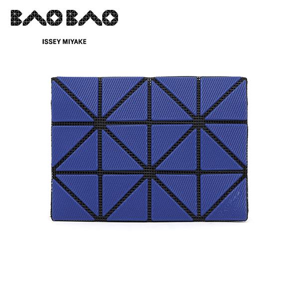 [바오바오 BAOBAO] ★당일배송★ CARD CASE Blue / 카드 케이스 블루 (BB86AG711-72)