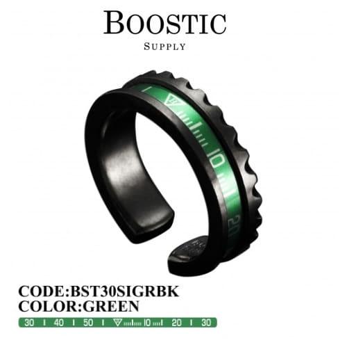 Jewelry-) [부스틱서플라이 BOOSTICSUPPLY] BST30SIGRBK (블랙골드 플레이팅)