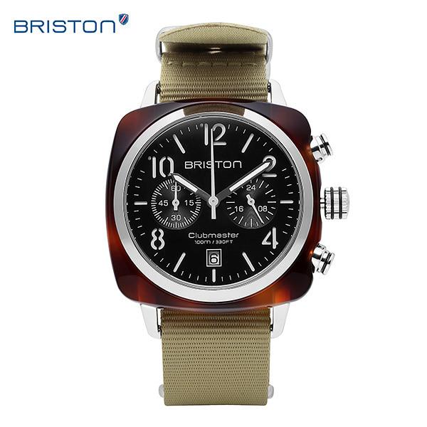 [브리스톤 BRISTON] 310S1NK / ICON 아이콘 남녀공용 시계 나토밴드 40mm 타임메카