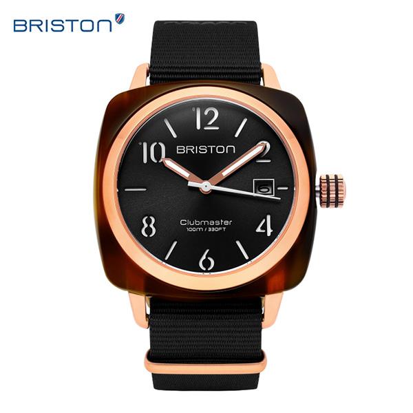 """[브리스톤 BRISTON] 320P1NB / ICON 아이콘 남녀공용 시계 나토밴드 40mm [""""임지연"""" 착용시계] 타임메카"""