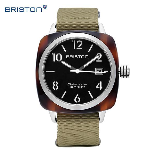 """[브리스톤 BRISTON] 320S1NK / ICON 아이콘 남녀공용 시계 나토밴드 40mm [""""신소율"""" 착용시계] 타임메카"""