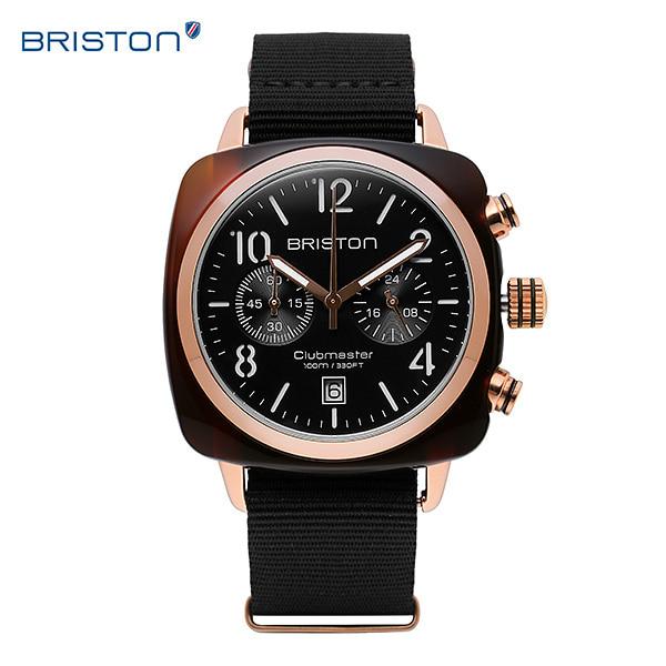 """[브리스톤 BRISTON] 410P1NB / ICON 아이콘 남녀공용 시계 나토밴드 40mm [슬기로운 의사생활 """"조정석"""" 착용시계] 타임메카"""