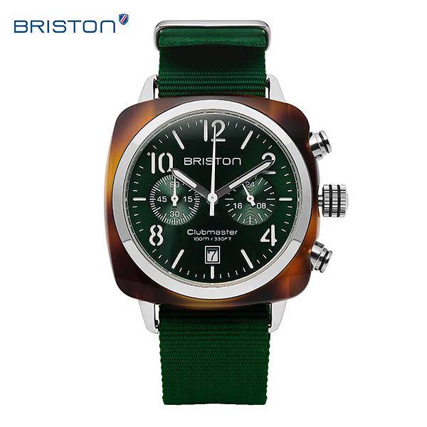 [브리스톤 BRISTON] 510S10BH / ICON 아이콘 남녀공용 시계 나토밴드 40mm [임영웅 메인컷 착용 시계] 타임메카