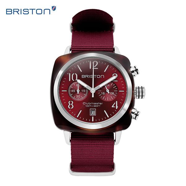 """[브리스톤 BRISTON] 510S8ND / ICON 아이콘 남녀공용 시계 나토밴드 40mm [라디오스타 """"규현"""" 착용시계] 타임메카"""