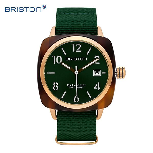 """[브리스톤 BRISTON] 520P10NH / ICON 아이콘 남녀공용 시계 나토밴드 40mm [나혼자산다 """"이시언"""" 착용시계] 타임메카"""