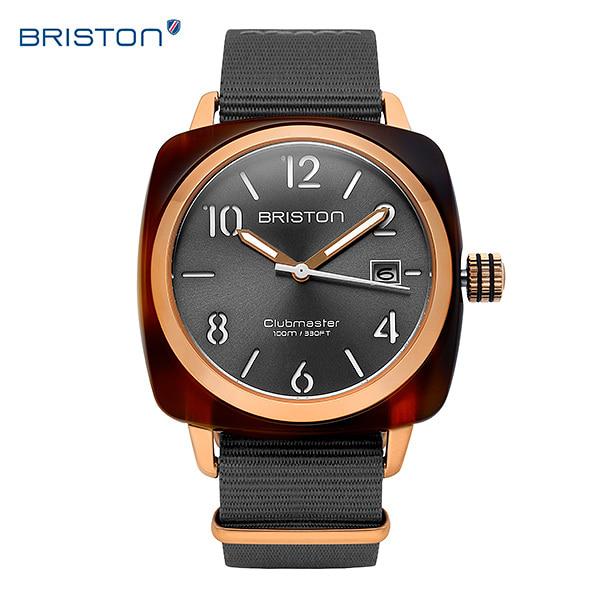 """[브리스톤 BRISTON] 520P11NG / ICON 아이콘 남녀공용 시계 나토밴드 40mm [바퀴달린집 """"여진구"""" 착용시계] 타임메카"""