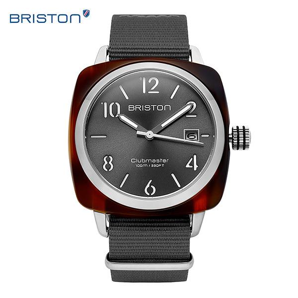 """[브리스톤 BRISTON] 520S11NG / ICON 아이콘 남녀공용 시계 나토밴드 40mm [""""류덕환"""" 착용시계] 타임메카"""