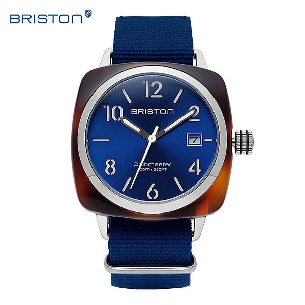 """[브리스톤 BRISTON] 520S9NN / ICON 아이콘 남녀공용 시계 나토밴드 40mm [""""아는형님 민경훈"""" 착용시계] 타임메카"""