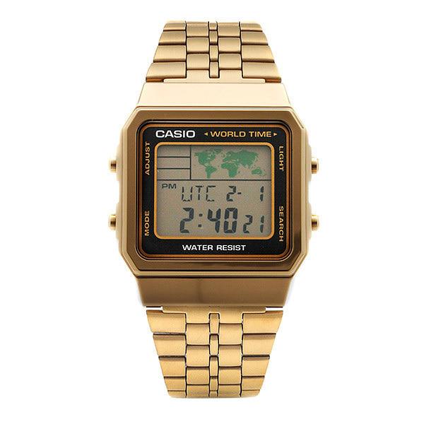 [카시오시계 CASIO] A500WGA-1DF (A500WGA-1D) 디지털시계 33mm