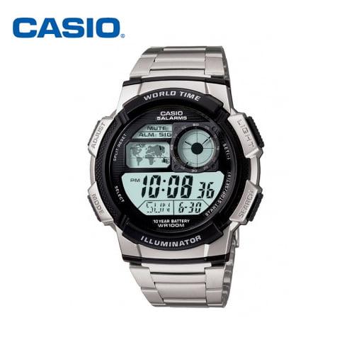 [카시오시계 CASIO] AE-1000WD-1AVSDF (AE-1000WD-1A) 디지털,군인시계,스포츠시계 48mm