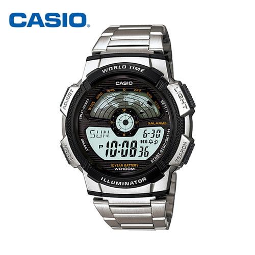 [카시오시계 CASIO] AE-1100WD-1AVSDF (AE-1100WD-1A) 디지털,군인시계,스포츠시계 48mm