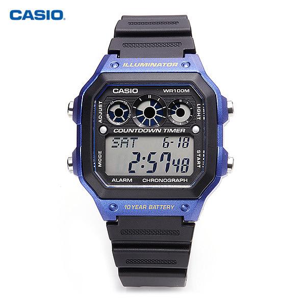 [카시오시계 CASIO] AE-1300WH-2AVDF (AE-1300WH-2A) 군인시계,스포츠시계 38mm