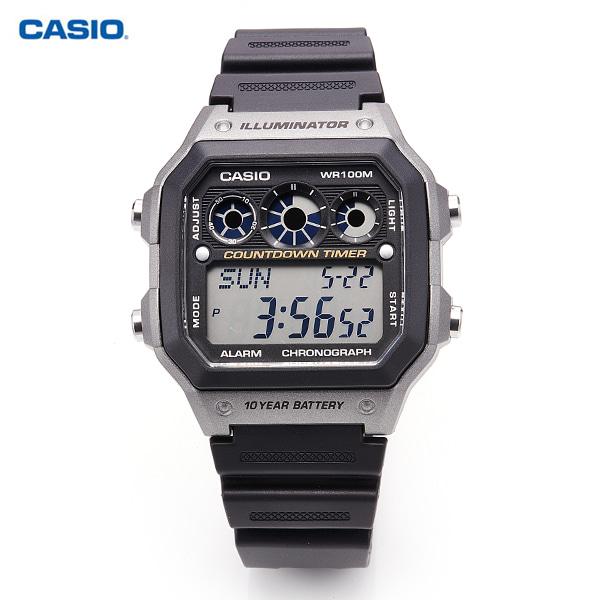 [카시오시계 CASIO] AE-1300WH-8AVDF (AE-1300WH-8A) 군인시계,스포츠시계 38mm