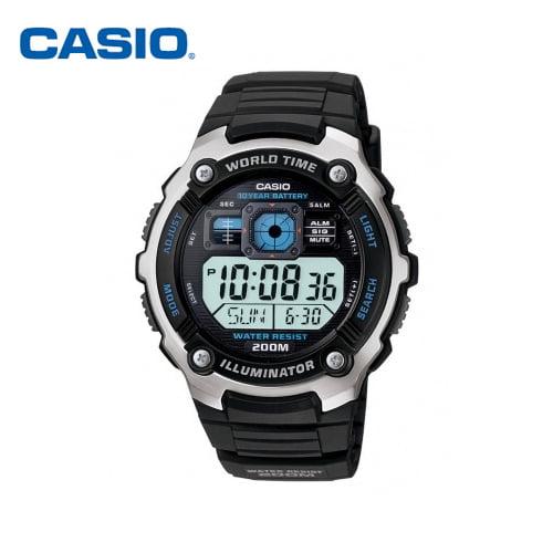 [카시오시계 CASIO] AE-2000W-1AVSDF (AE-2000W-1A) 디지털,군인시계,스포츠시계