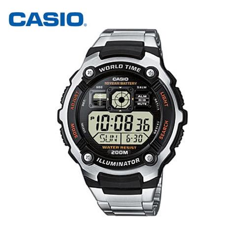 [카시오시계 CASIO] AE-2000WD-1AVSDF (AE-2000WD-1A) 디지털,군인시계,스포츠시계 47x50mm