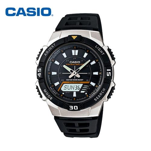 [카시오시계 CASIO] AQ-S800W-1EVDF (AQ-S800W-1E) 아나디지라인,듀얼타임시계 47.6x42mm