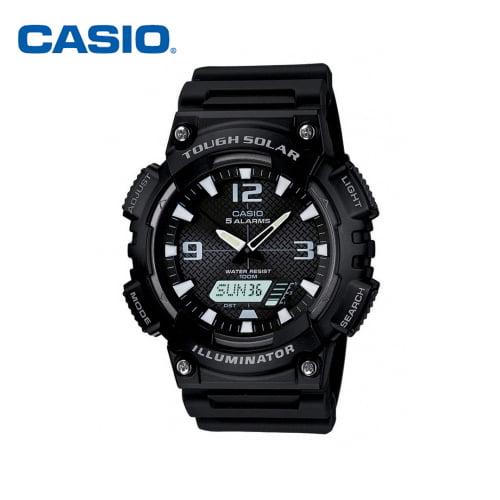 [카시오시계 CASIO] AQ-S810W-1AVDF (AQ-S810W-1A) 아나디지라인,듀얼타임시계 47.6x42mm