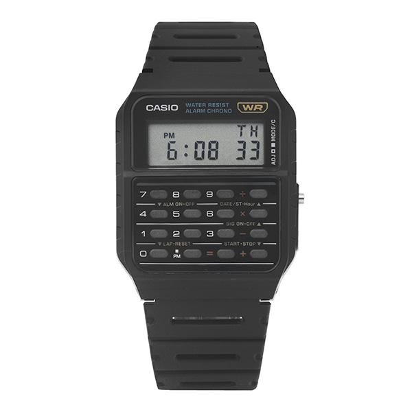 [카시오시계 CASIO] CA-53W-1ZDR (CA-53W-1Z) 디지털 데이터뱅크 32x42mm