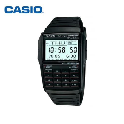 [카시오시계 CASIO] DBC-32-1ADF DBC-32-1A 디지털 데이터뱅크