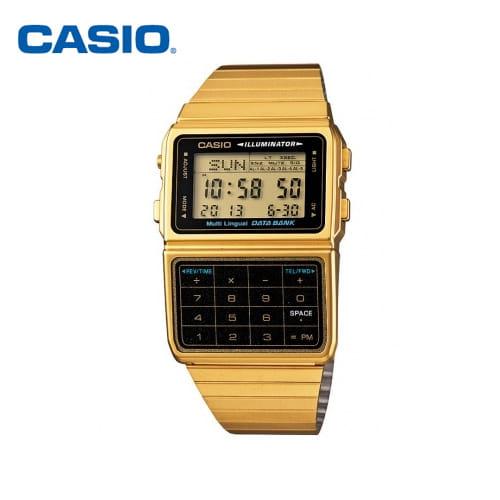 [카시오시계 CASIO] DBC-611G-1DF (DBC-611G-1D) 빈티지디지털 46.5x33mm / 곽정은,이승기 착용 시계