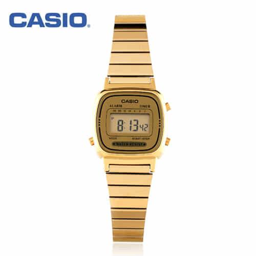 [카시오시계 CASIO] LA670WGA-9DF (LA670WGA-9) 빈티지디지털 23mm