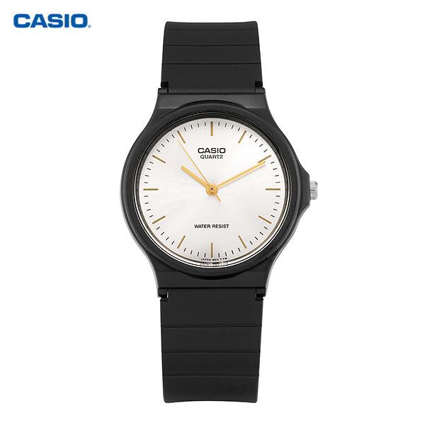 [카시오시계 CASIO] MQ-24-7E2LDF (MQ-24-7E2) / 아날로그 수능시계 공용 우레탄시계 36mm 타임메카
