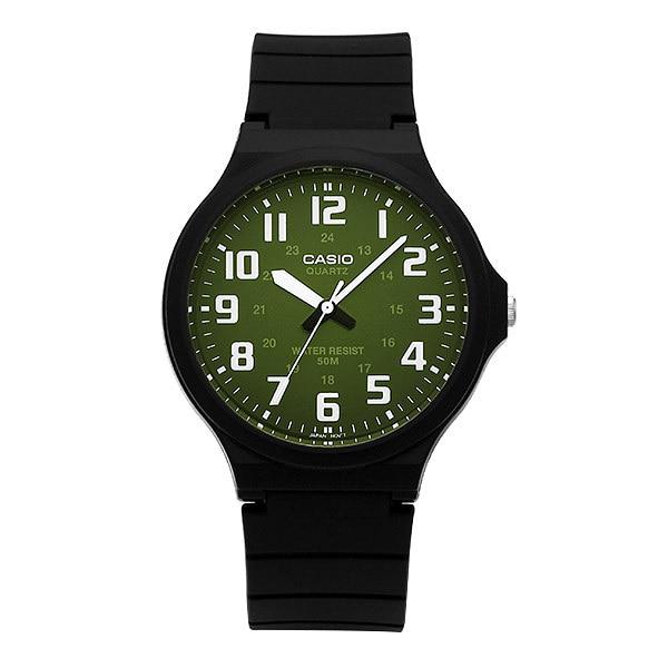 [카시오시계 CASIO] MW-240-3BVDF (MW-240-3B) 아날로그시계