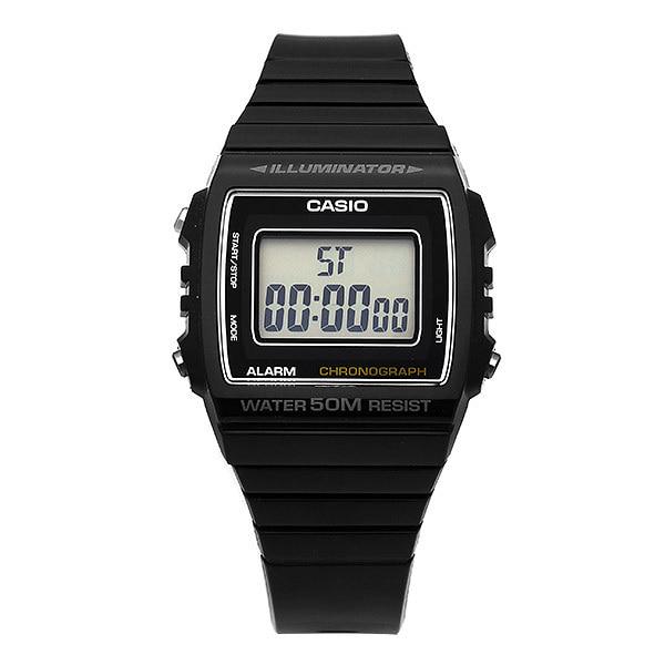 [카시오시계 CASIO] W-215H-1AVDF (W-215H-1A) 디지털시계 44x41mm