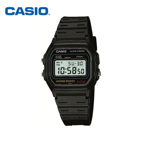 [카시오시계 CASIO] W-59-1VHDF (W-59-1V) 디지털