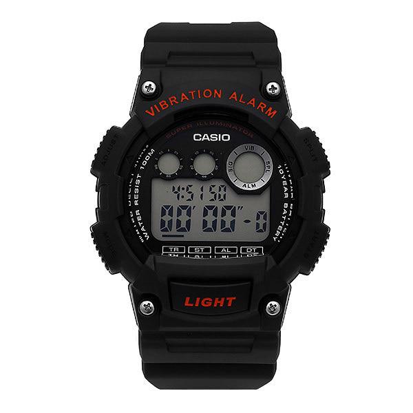 [카시오시계 CASIO] W-735H-8AVDF (W-735H-8A) 디지털 학생/군인 시계 50.5x46.5mm