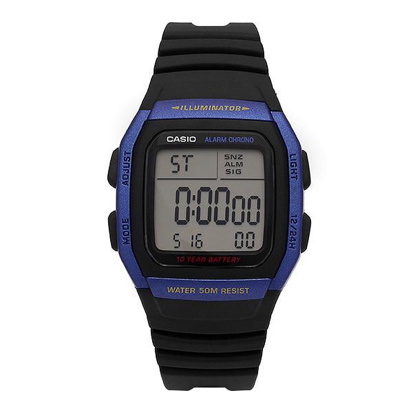 [카시오시계 CASIO] W-96H-2AVDF 디지털